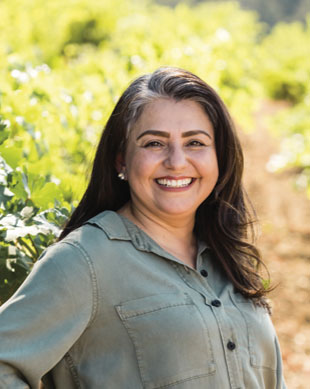 Winemaker Maria Cortez